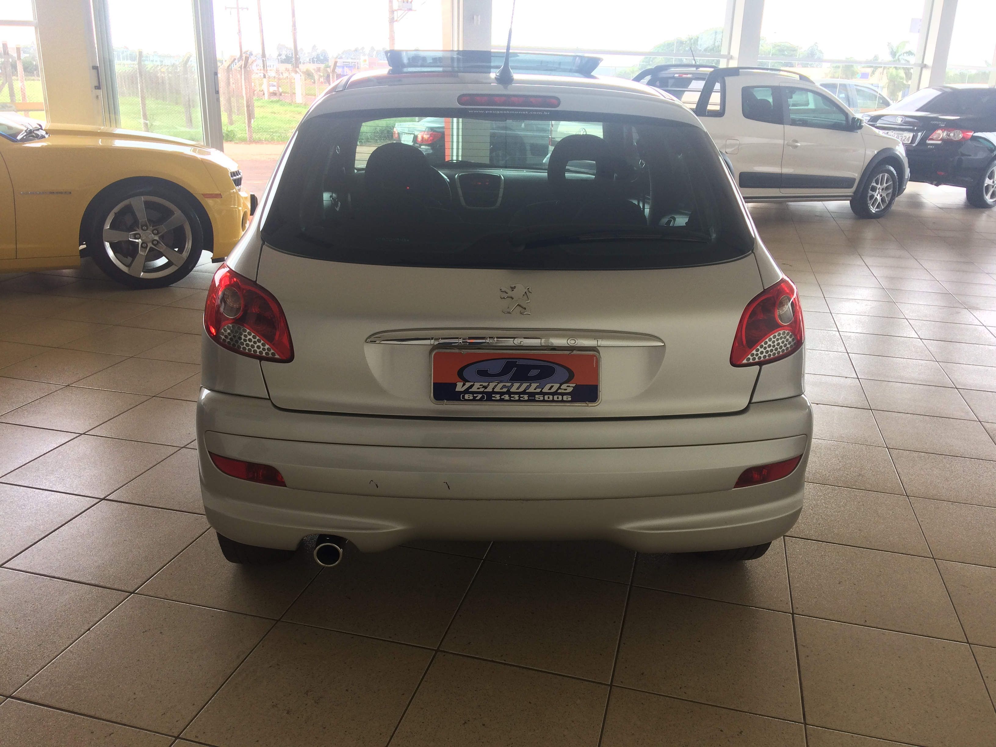 Precos Usados Peugeot 206 Quiksilver Waa2